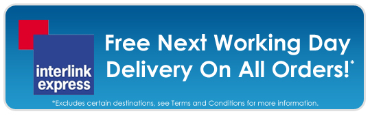 Free next working day delivery on all Till Rolls