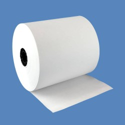 57 x 57mm Single Ply A-Grade Paper Till Rolls (40 Rolls)
